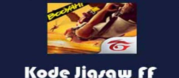 Wajib Tahu Kode Jigsaw FF Dan Duta Besar Chrono Free Fire