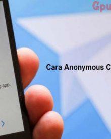 Begini Cara Menggunakan Anonymous Chat Telegram