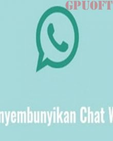 Begini Caranya Menyembunyikan Chat WhatsApp