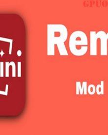 Download Remini Mod Apk Edit Foto