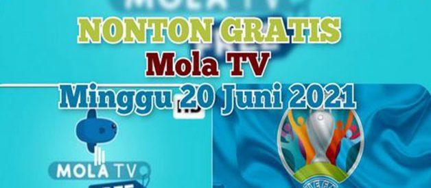 Cara Berlangganan Mola Tv Untuk Nonton Euro 2021 Di Android
