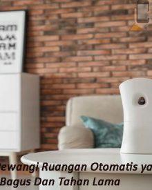 3 Merk Pewangi Ruangan Otomatis yang Bagus Dan Tahan Lama