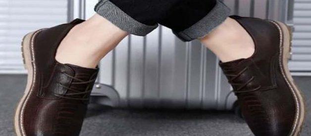 Daftar Merk Sepatu Pria Terkenal dan Kualitas Terbaik