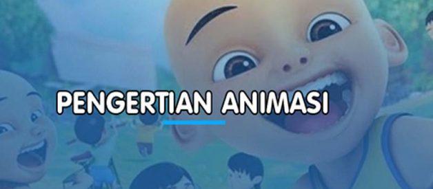 Pengertian Animasi dan Prinsip Animasi
