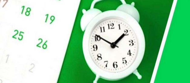 Satuan Waktu, Tahun, Bulan, Hari, Jam, Menit, dan Detik