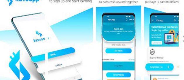 KavoApp Apk Penghasil Uang, Benarkah Terbukti Membayar?