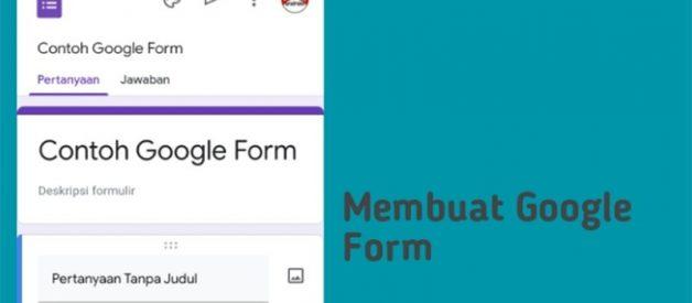 Membuat Google Form, Cek Disini Caranya