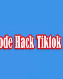 Kode Hack Tiktok Lite, Cek Disini