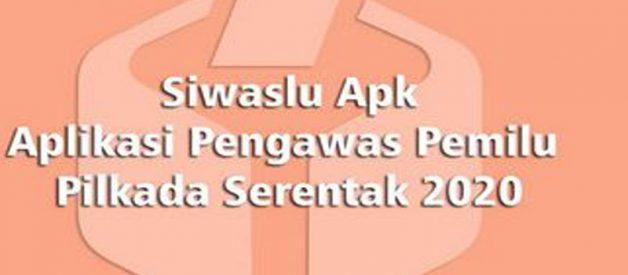 Download Siwaslu, Aplikasi Bawaslu TPS Terbaru 2020