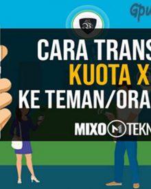 3 Cara Transfer kuota XL ke Teman Sesama XL Terbaru 2021