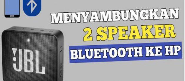 3 Cara Hubungkan Speaker Bluetooth Di Android