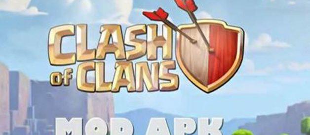 Download Clash of Clans Mod Apk Terbaru 2021