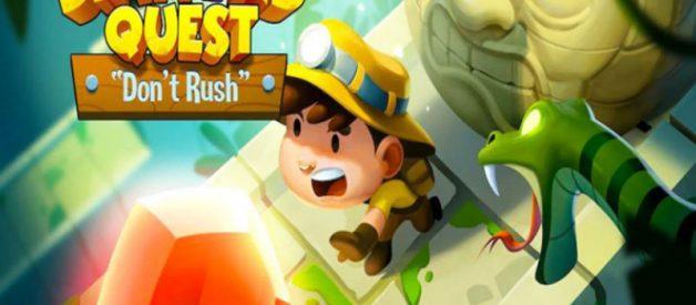 Download Diamond Quest Mod Apk Gratis, Untuk Android