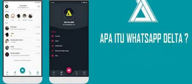 Download WhatsApp Delta Mod Apk Terbaru 2021