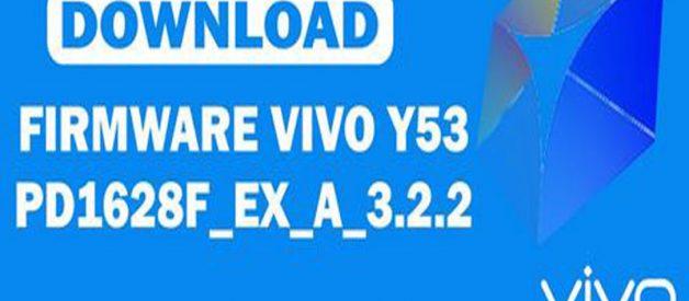 Download Firmware Smartphone Android Vivo Y53