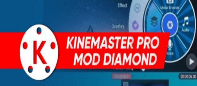 Download KineMaster Diamond Mod Apk Versi Terbaru 2021