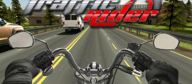 Download Traffic Rider Mod Versi Terbaru 2021