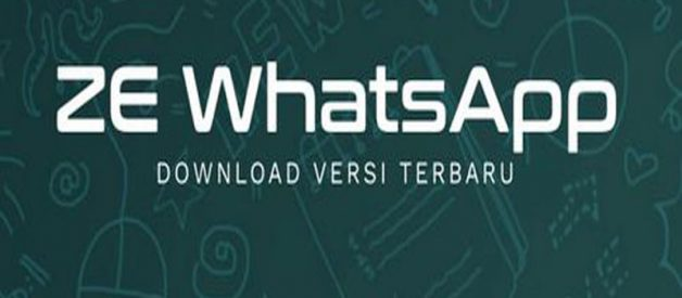 Download ZE WhatsApp Mod Apk Versi Terbaru 2021