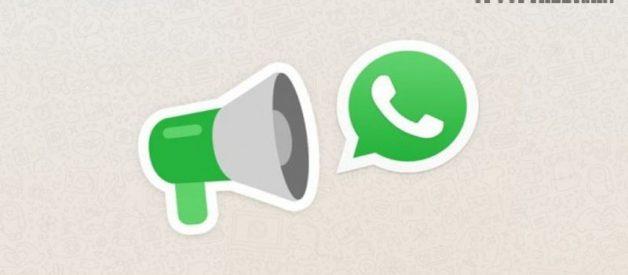 Cara Broadcast WhatsApp, Cek Disini