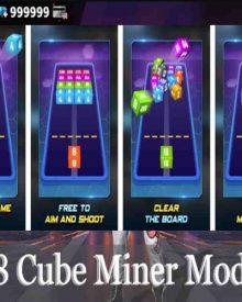 Download 2048 Cube Miner Mod Apk, Unlimited Diamond