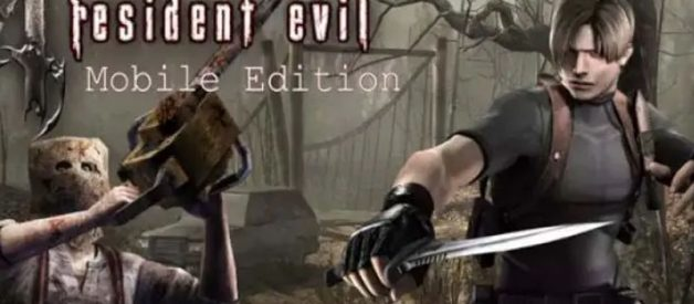 Resident Evil 4 Mod Apk Versi Terbaru 2021