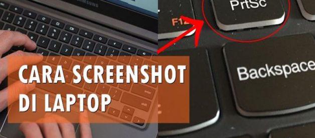 5 Cara Screenshot Foto Di Laptop Untuk Pemula