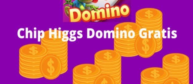 Cara Mendapatkan Chip Higgs Domino Gratis, Cek Disini