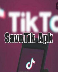 SaveTik, Download Video TikTok HD No Watermark Terbaru