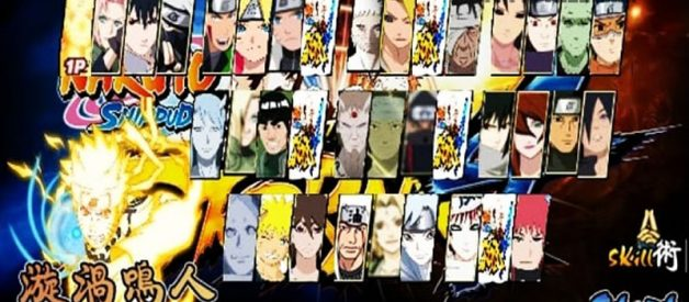 Naruto Senki Mod Apk Versi Terbaru, Unlimited Money